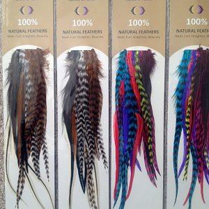 Hair Feathers – Fringe packs